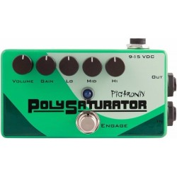 PIGTRONIX PolySaturator Distortion + 3 EQ