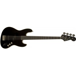 Fender Deluxe Aerodyne Jazz Bass Black