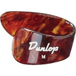 DUNLOP Uñero Pulgar Carey Medium