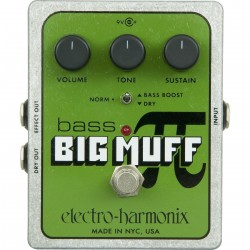 Electro-Harmonix Bass Big Muff Fuzz Sustainer