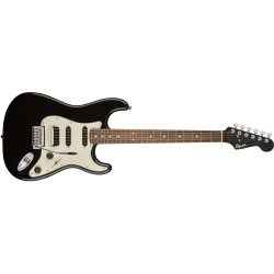 Fender Squier Contemporary Stratocaster HSS Black Metallic