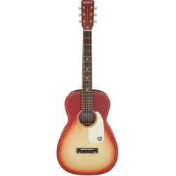 GRETSCH G9500 Jim Dandy FSR Chieftain Red Burst