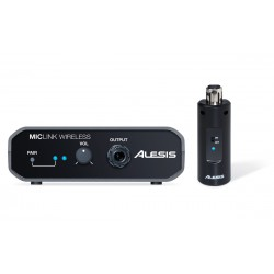 Alesis MicLink Wireless Portable Wireless System