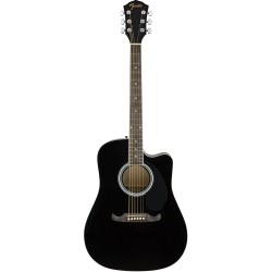 Fender FA125CE Black