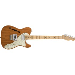 FENDER American Elite Telecaster Thinline LTD Mahogany Natural