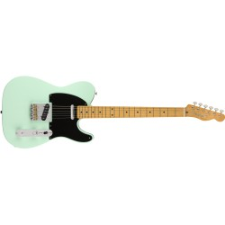 Fender Vintera 50 Telecaster Modified Surf Green