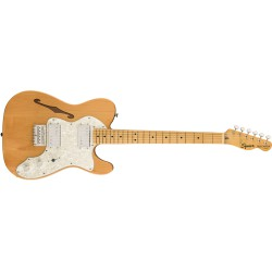 Fender Squier Classic Vibe 70 Telecaster Thinline Natural