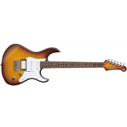 Yamaha Pacifica 212FM Tobacco Brown Sunburst