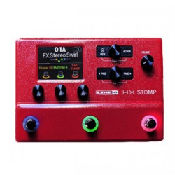 Line 6 HX Stomp Red Edition