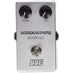 BBE Windowpane Silicon Fuzz Distorsion