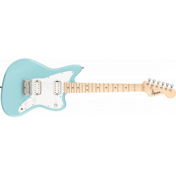 Fender Squier Mini Jazzmaster Daphne Blue