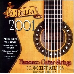La Bella Juego 2001 Clasica Tension Media