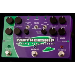 PIGTRONIX Sintetizador Mothership Analog Synthesizer / Ring Modulator