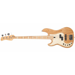 Marcus Miller P7 Swamp Ash 4 Natural Left Hand