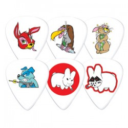 Dunlop Player Pack Puas Frank Kozik