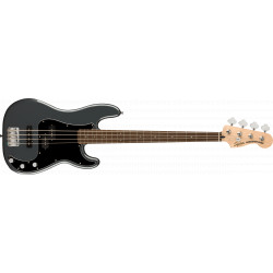 Fender Squier Affinity Precision Bass LR Charcoal Frost Metallic