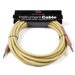 Fender Cable Instrumento Custom Shop Series 3m