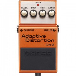 BOSS DA-2 Adaptative Distortion