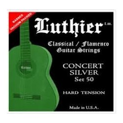 Luthier ON50 Concert Silver