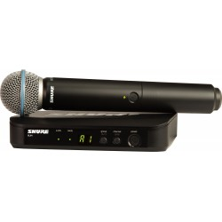 SHURE BLX24E Beta 58 Vocal