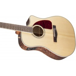 FENDER CD220SCE Ash Natural