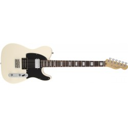 FENDER American Standard Telecaster HH RW LTD Block Olimpic White 10for15