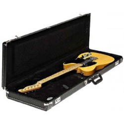 FENDER Guitar Case Black Tolex