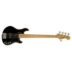 FENDER SQUIER Deluxe Dimension Bass V Black