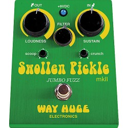 WAY HUGE ELECTRONICS Swollen Pickle Jumbo Fuzz MKIIS