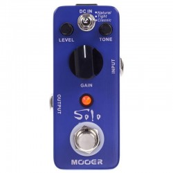 MOOER Solo Distortion