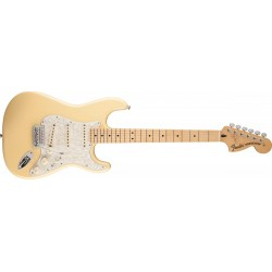 FENDER Deluxe Road House MN Olympic White