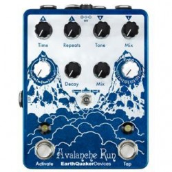 EARTHQUAKER DEVICES Avalanche Run Delay Reverb