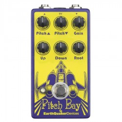 EARTHQUAKER DEVICES Pitch Bay Armonizador