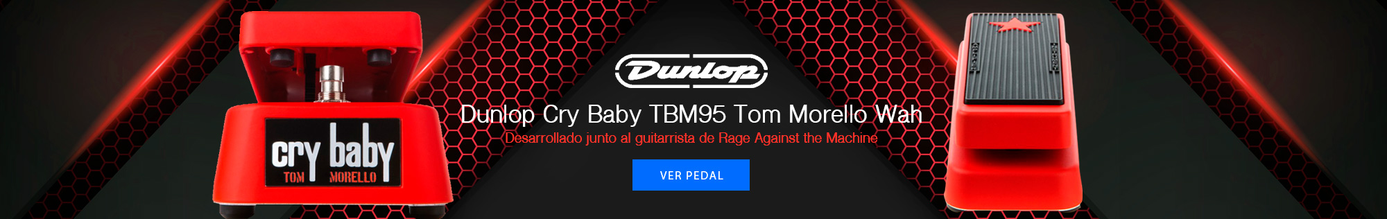 Dunlop Cry Baby TBM95