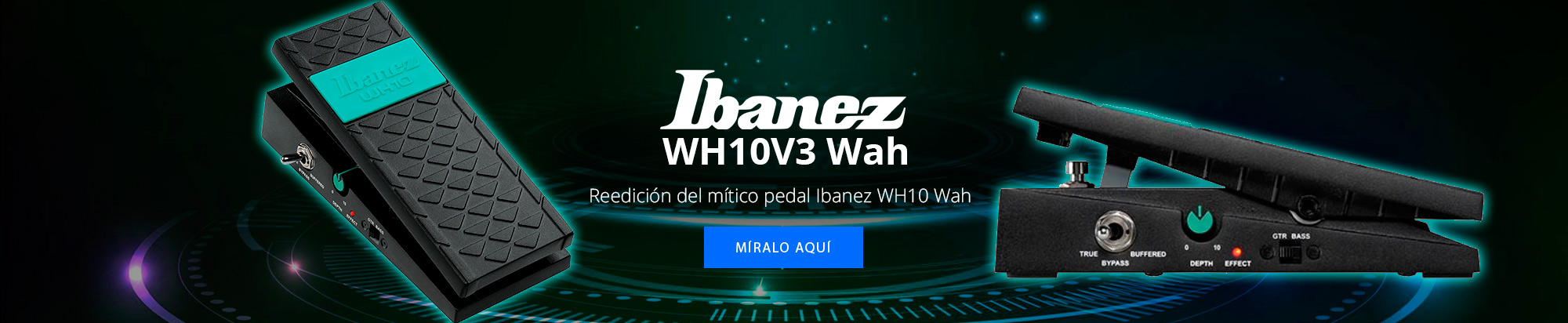 Ibanez WH10V3 Wah